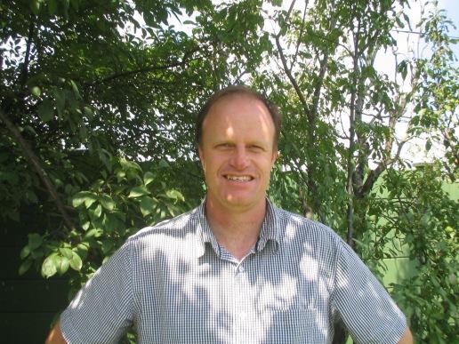 Our new minister - Rev Kevin de Beer