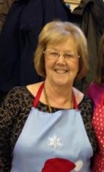 June Cook, Treasurer