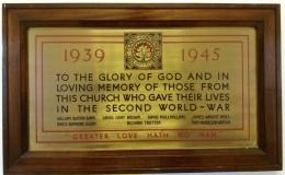 WW2 Fallen