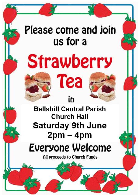 2018 Strawberry tea