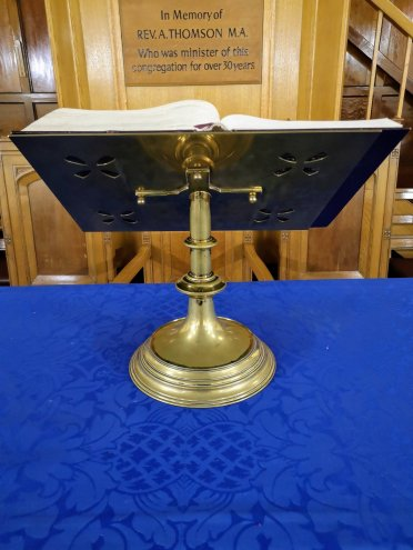 Table Lectern