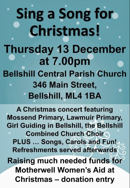 Thursday 13th December